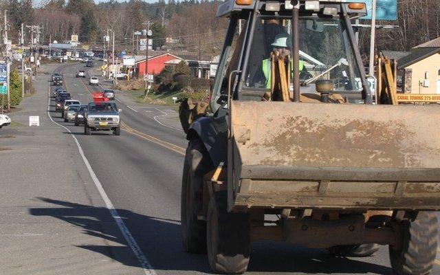 Highway 3 Work – Belfair