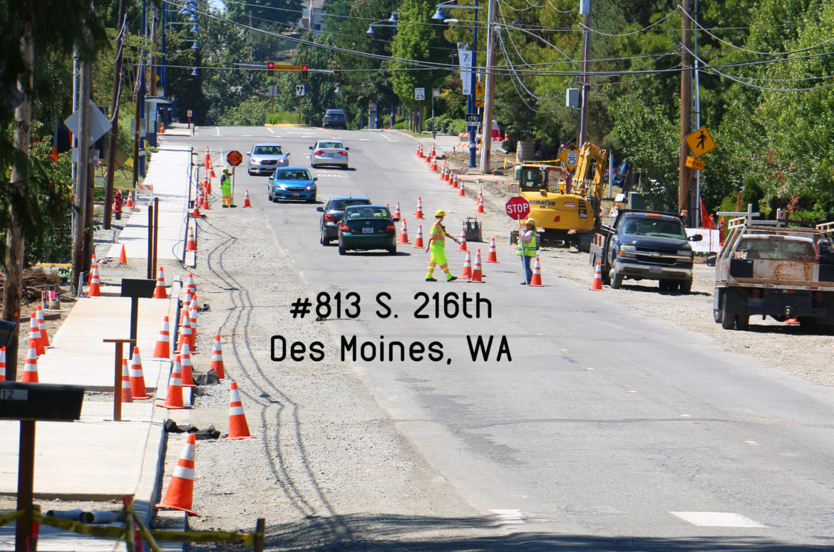 #813- City of Des Moines, S. 216th