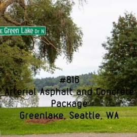 #816- Arterial Asphalt and Concrete Package