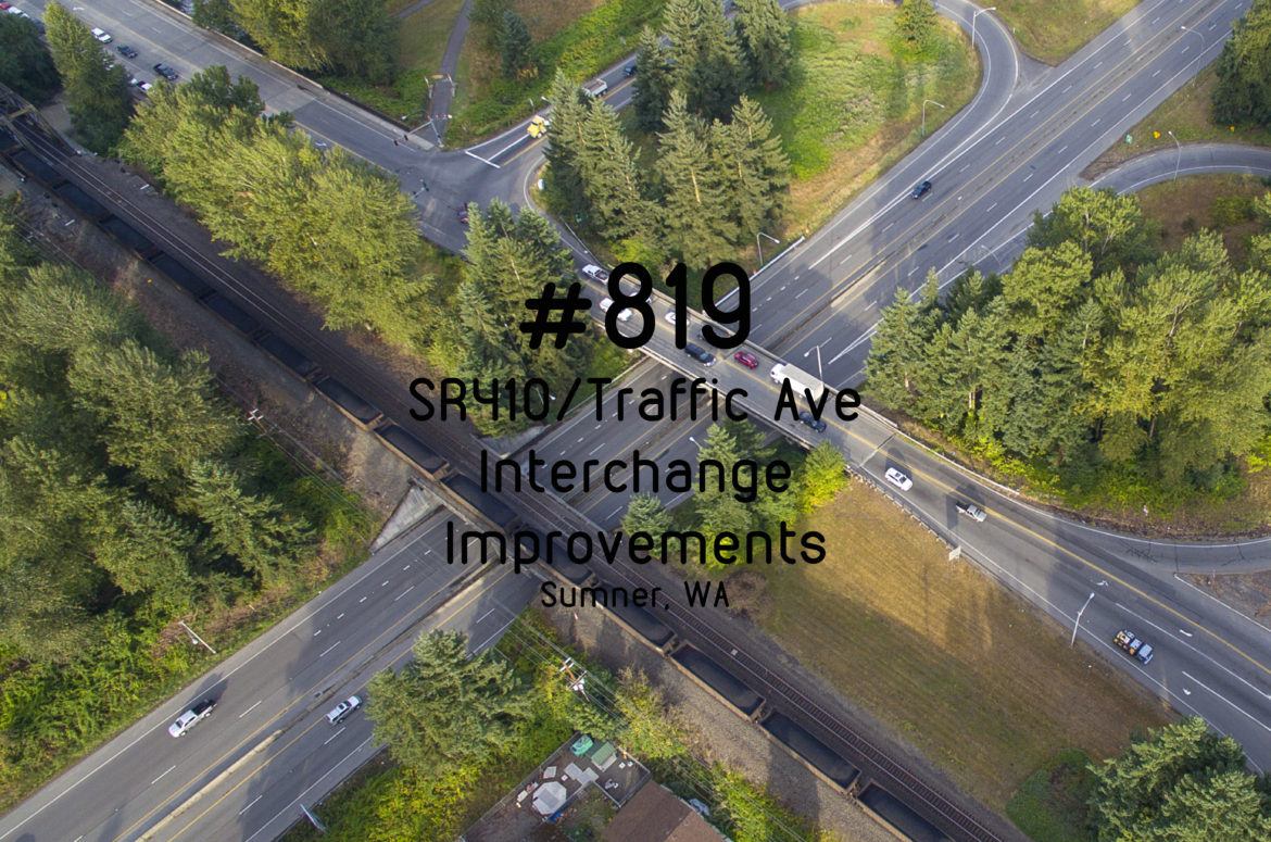 #819- SR 410/Traffic Ave Interchange Improvements