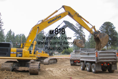 #818- Woodland Creek Water Quality Retrofit