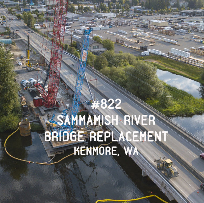 #822- Sammamish River Bridge Replacement